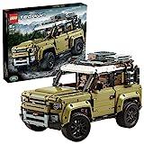 LEGO42110TechnicLandRoverDefenderModelodeExposicinColeccionableTodoterreno4x4