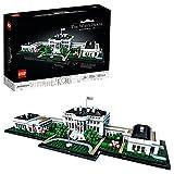 LEGO21054ArchitectureLaCasaBlanca,SetdeConstruccinparaAdultos,MaquetadeExposicin