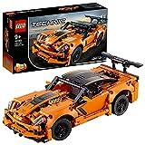 LEGO 42093 Technic Chevrolet Corvette ZR 1 Modelo de Coche de Carreras 2 en 1, Juguete de Construccin para Nios a Partir de 9 aos