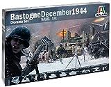 Carson Italeri 1/72 Bastogne de diciembre de 1944 Diorama Set # 6113