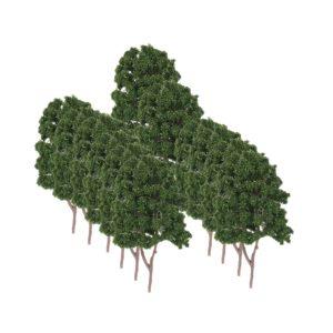 árbol 7.5 cm modelismo diorama