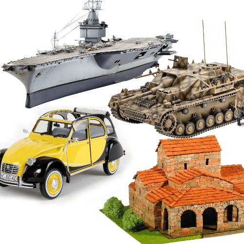maqueta maquetas, edificios urbanos, casas ,vehículos, coches , barcos, aviones, militar revell tamiya hobby diorama modelismo maqueta militar