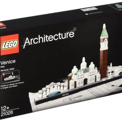 LEGO Architecture - Juego de construcción Venecia (21026)