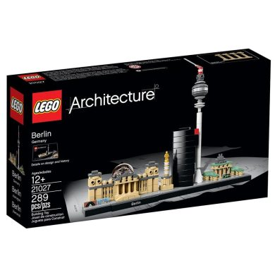 LEGO Architecture Berlin 21027 by LEGO