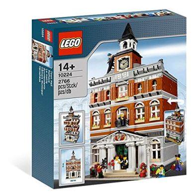 Lego Creator - Ayuntamiento (10224)