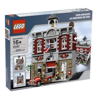 LEGO Creator 10197 - Fire Brigade