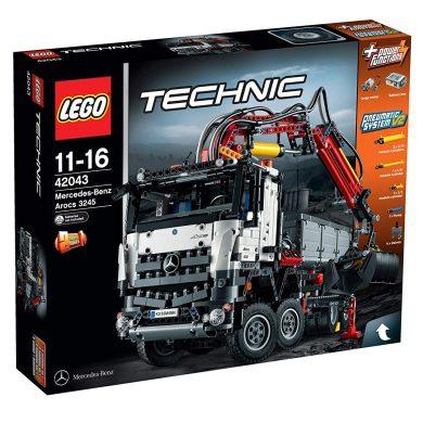 LEGO - Mercedes-Benz Arocs 3245, (42043)
