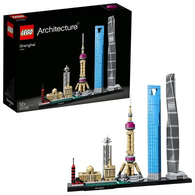 LEGO Architecture - Shanghái (21039)