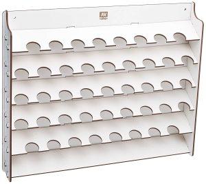 VALLEJO-3026010 26010 Accesorios Paint Stand EXPOSI, Color Surtido (3026010