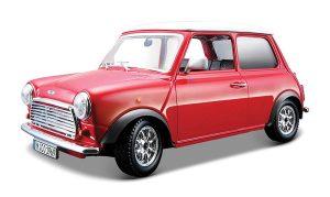 BBurago 18-22011 - Bijoux Collezione 1:24 Mini Cooper 1969 [modelo surtido]