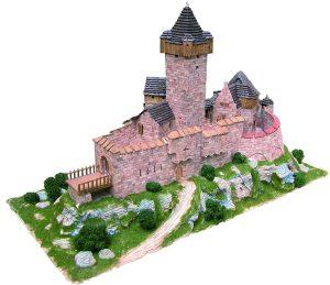 Aedes Ars KIT HOBBY MINIATURAS: El Castillo de Falkenstein. 1001