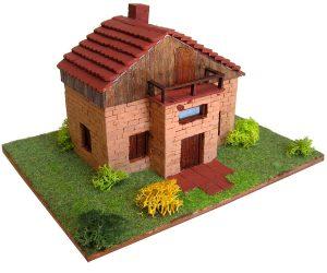 Keranova-30222 Kit De Cerámica Villa Toscana, Color marrón (30222)